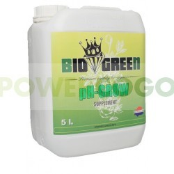 PH MIN GROW BIOGREEN REDUCTOR DE PH EN EL AGUA DE TU CULTIVO 0