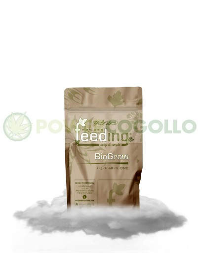 BIOGROW GREEN HOUSE FEEDING POWDER 0