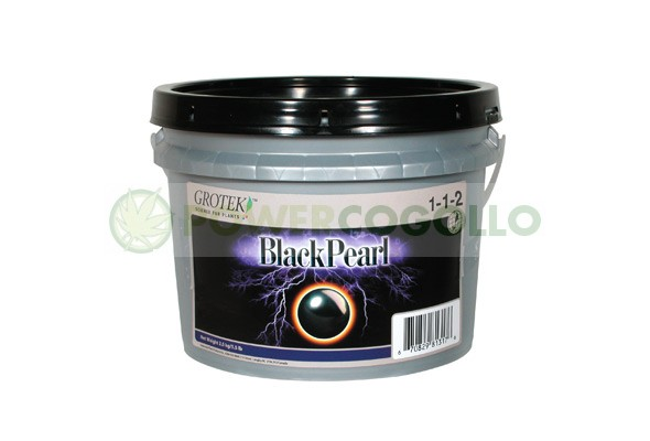 Black Pearl (Grotek) reutilizar sustratos 0