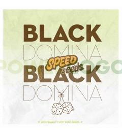 Black Domina x Black Domina 30 unds (Speed Seeds)  0