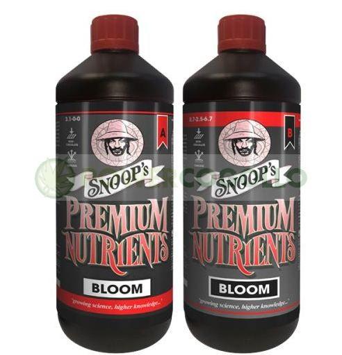 BLOOM A&B SNOOPS PREMIUM NUTRIENTS 0