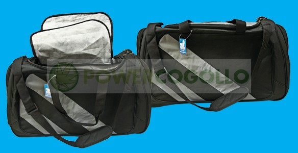 Bolsa de Gimnasio Antiolor Funk Fighter Odorless Gym Bag L 0