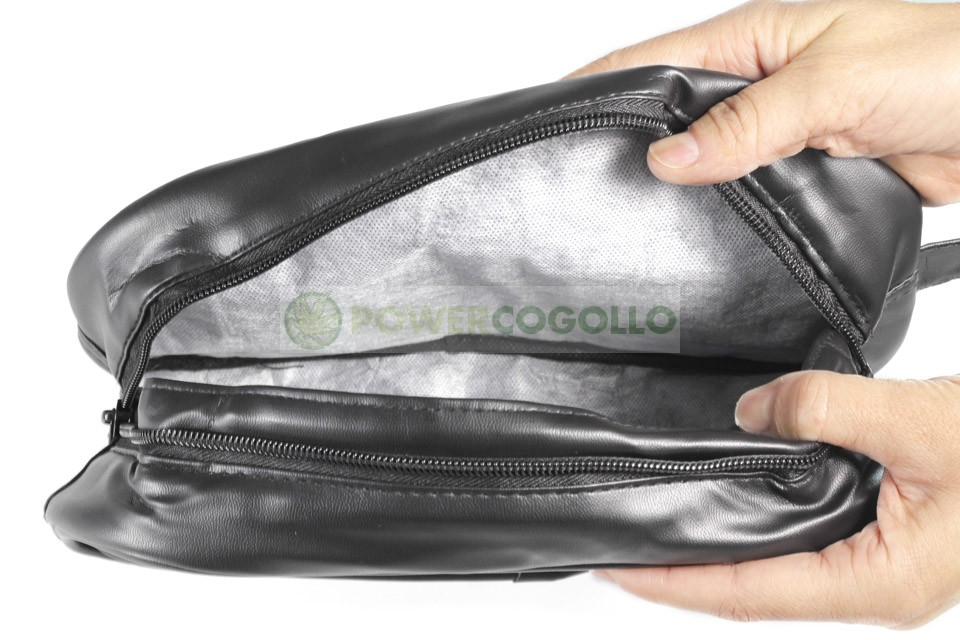 Bolsa de Viaje Antiolor Funk Fighter Odorless Travel Bag transportar cogollos  marihuana 3