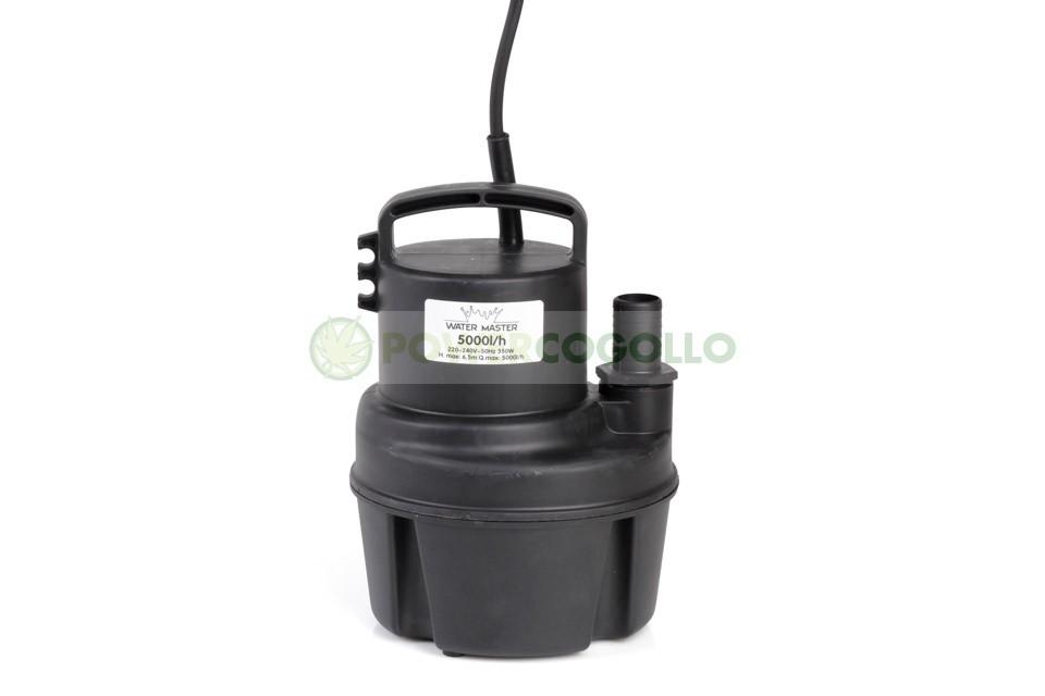 Bomba Gran Caudal Water Master 5000 litros hora 1