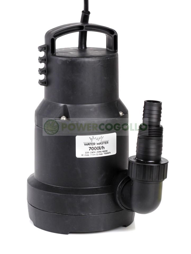 Bomba Gran Caudal Water Master 7000 litros hora 2