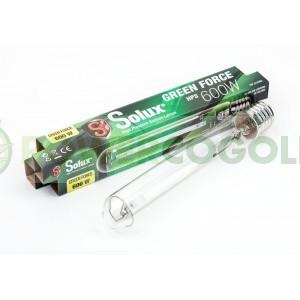 Bombilla de 400w SOLUX GREEN FORCE crecimiento y floración para el cultivo de Cannabis 0