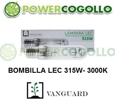 Bombilla Vanguard CMH-LEC 315W 3000K 0