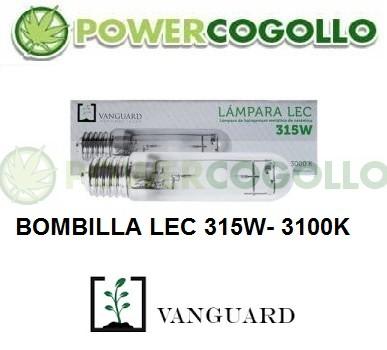 Bombilla Vanguard CMH-LEC 315W 3100K 0