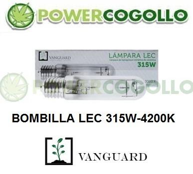 Bombilla Vanguard CMH-LEC 315W 4200K 1