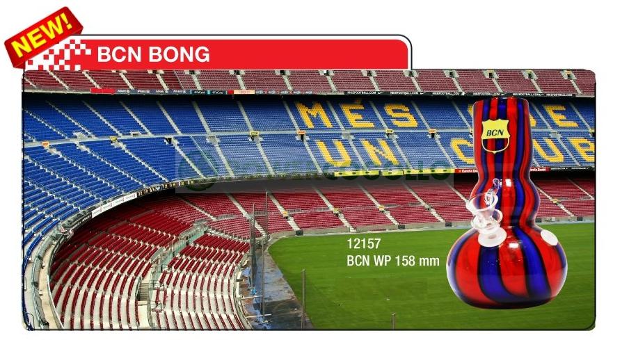 BONG CERÁMICO FC BARCELONA 158 mm 0