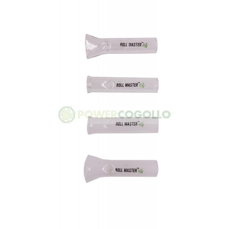 Boquilla Borosilicato Filter Tips (Roll Master) 2