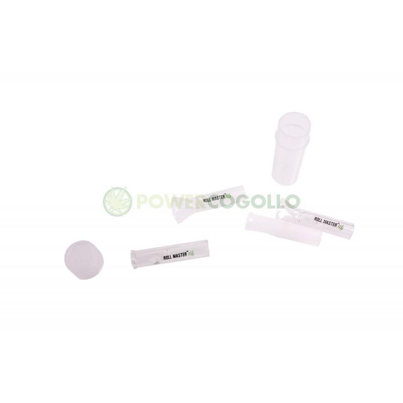 Boquilla Borosilicato Filter Tips (Roll Master) 0