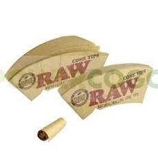 Boquillas de Cartón Cónicas Raw  0