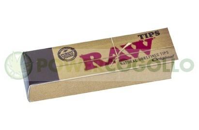 Boquillas de cartón Raw  1