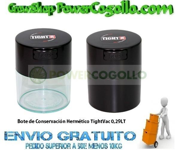 Bote de Conservación Hermético TightVac 0,29LT 0