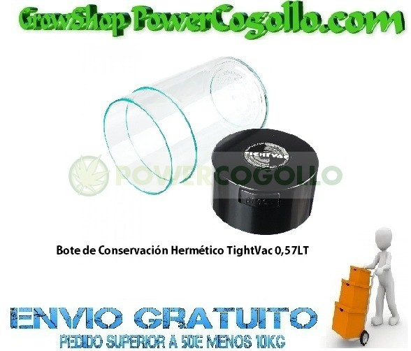 Bote de Conservación Hermético TightVac 0,57LT 0