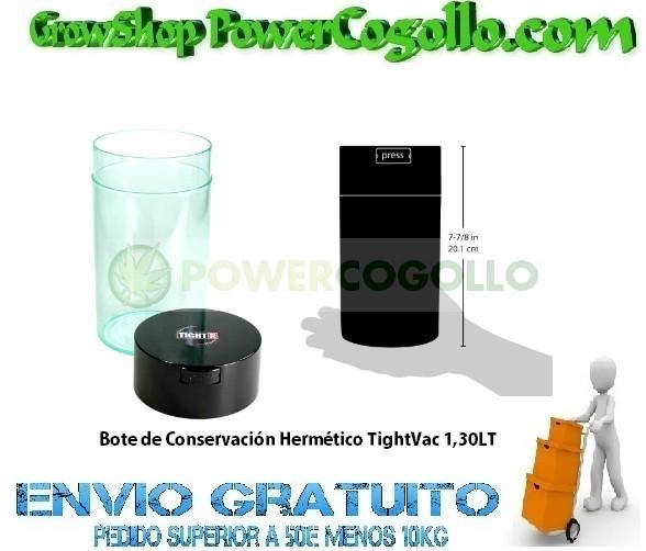 Bote de Conservación Hermético TightVac 1,30LT 0