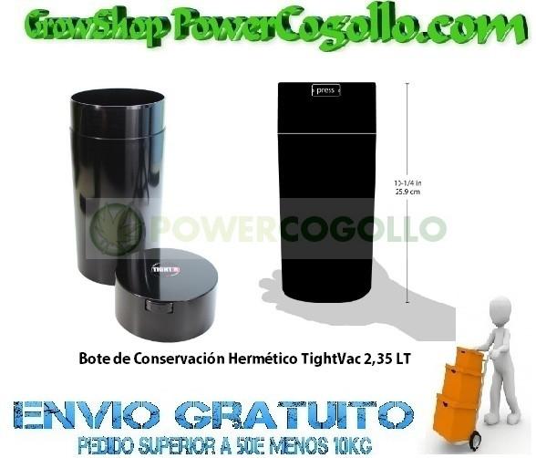 Bote de Conservación Hermético TightVac 2,35 LT 0