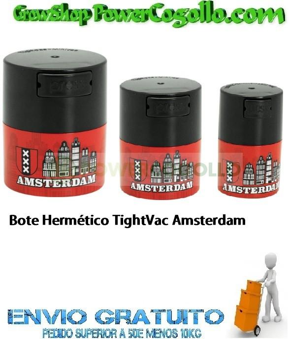 Bote Hermético TightVac Amsterdam 0