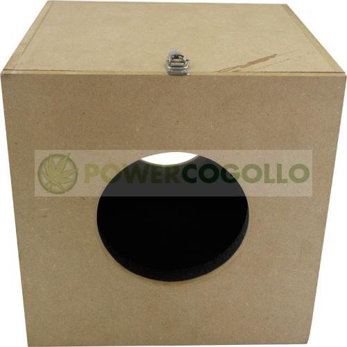 Caja Antiruido Insonorización Extractor 100 MM 0