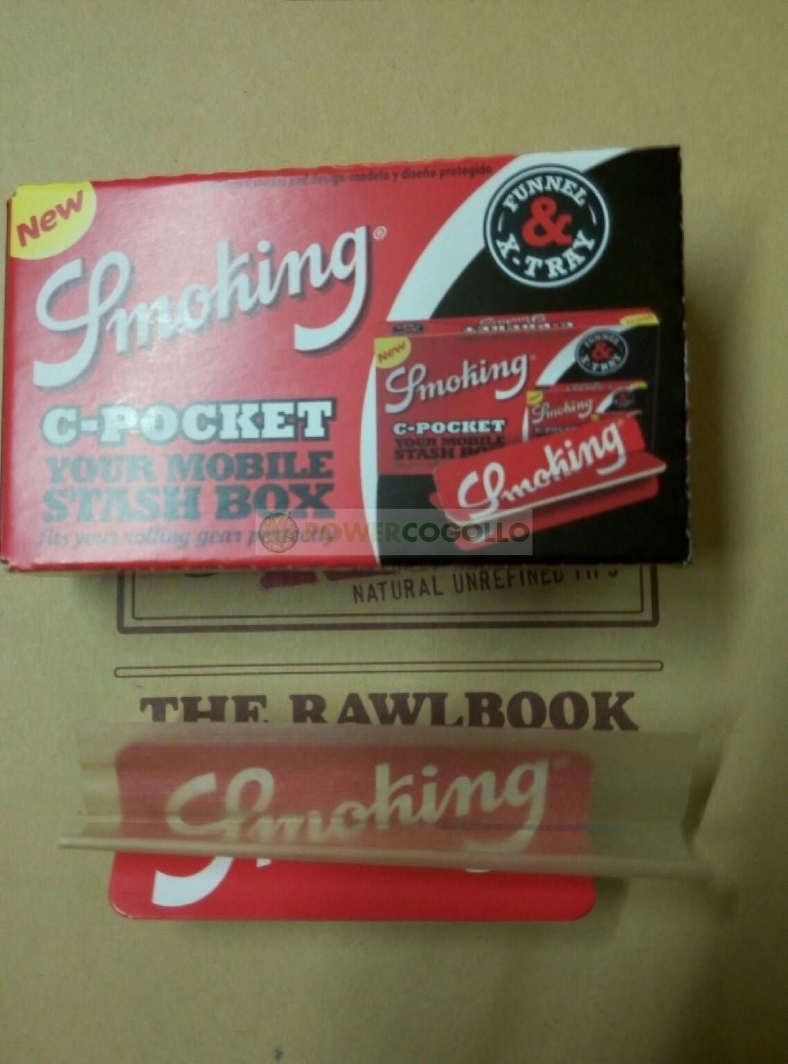 Caja de Bolsillo Smoking C-Pocket 1