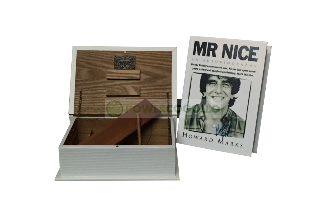 Caja de Líar Libro Mr. Nice (Howard Marks) 2