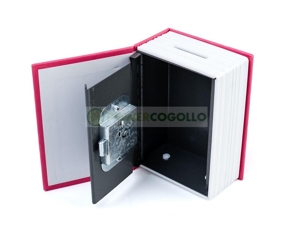 Caja Libro Plástico XL Camuflaje  Caja Libro Plástico XL Camuflaje   Disponible en 4 tamaños;  Medidas :  T-S: T-M:  18x11x5 cm T-L:   24x15x5,5 cm T-XL: 26,5x19,5x6,5 cm 2