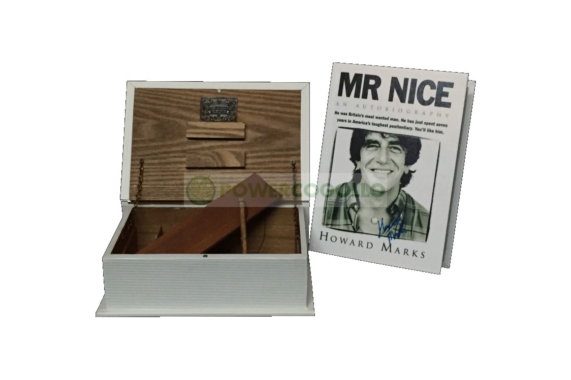 Caja de Líar Libro Mr. Nice (Howard Marks) 0