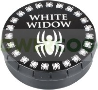 CAJA METAL CLICK CLACK WHITE WIDOW 2