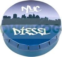 CAJA METAL CLICK CLACK NYC DIESEL 0