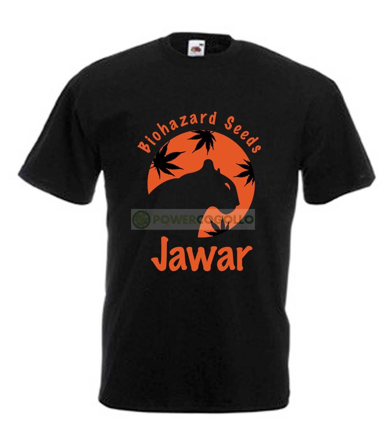 Camiseta Biohazard Seeds Jawar  0