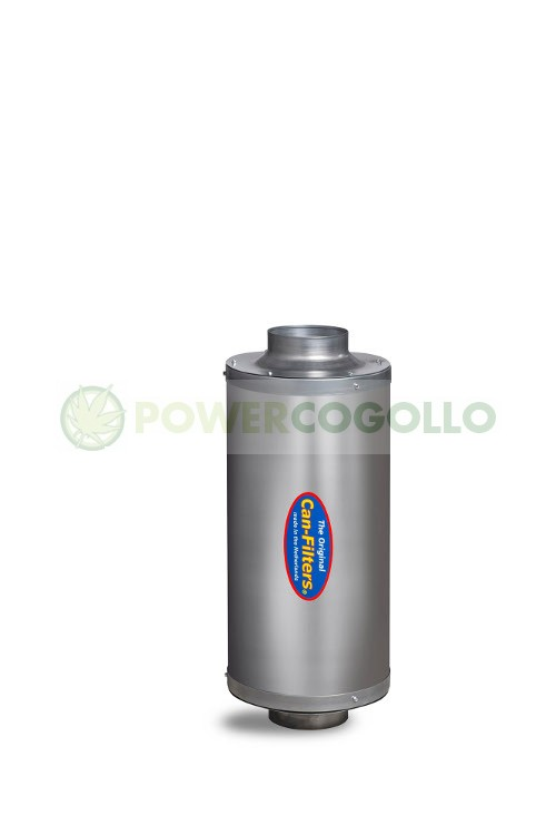 Filtro Can In-line 1000 m³/h 200mm 1