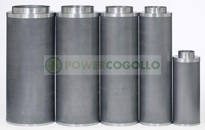 Filtro Can-Lite 1000 m3/h 50 cm Boca 250mm 1