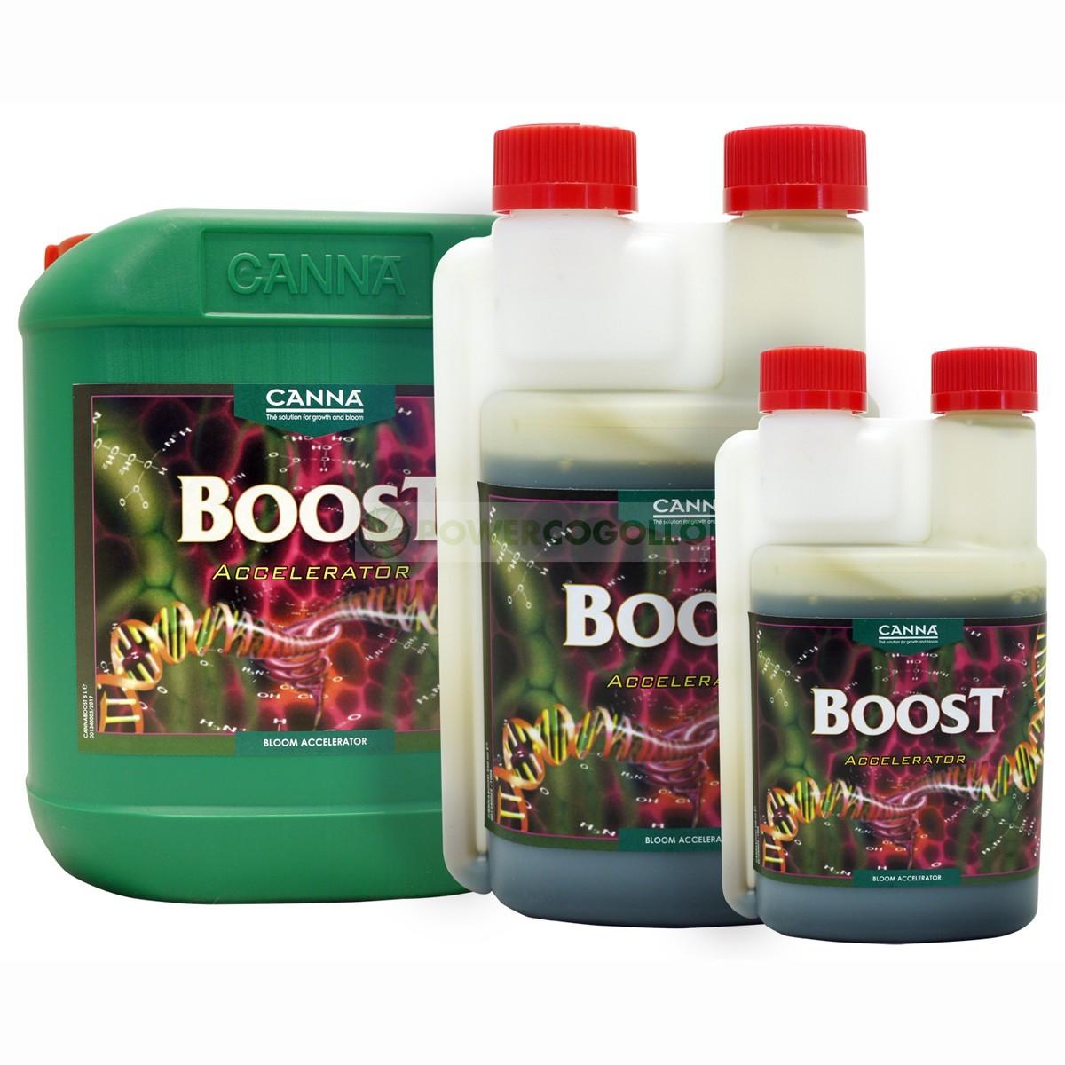 Canna Boost (fin floración) para el cultivo de Marihuana 0