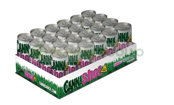 Cannashot Energy Drink Marihuana (CannaShok) 3