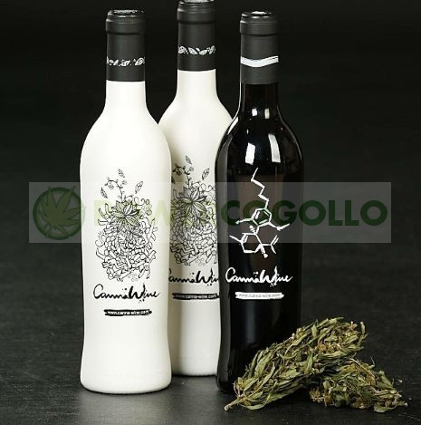 CannaWine Vinos con CBD 4