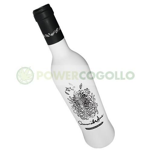 CannaWine Vino Blanco con CBD 1