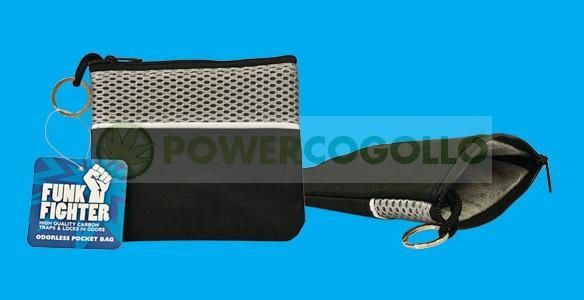cartera antiolor FUNK FIGHTER POCKET BAG odor. 0
