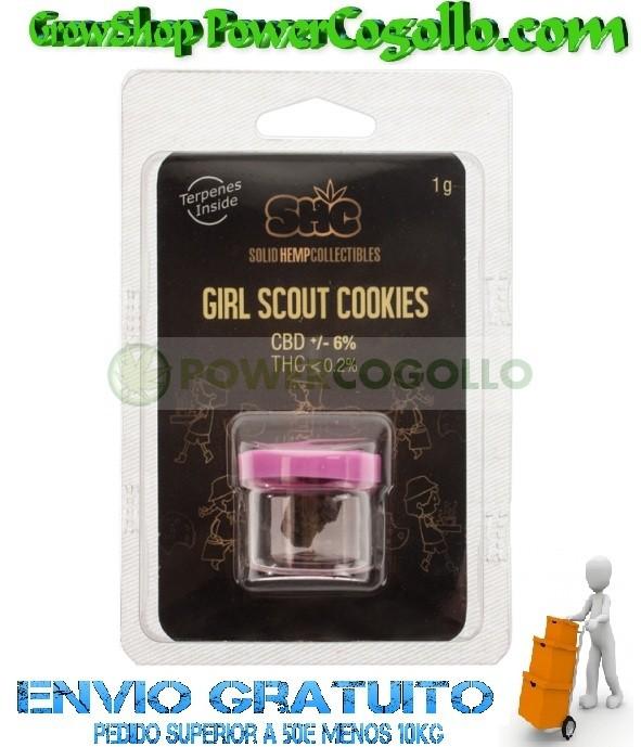 CBD Hash Girl Scout Cookies 6% (SHC) 0