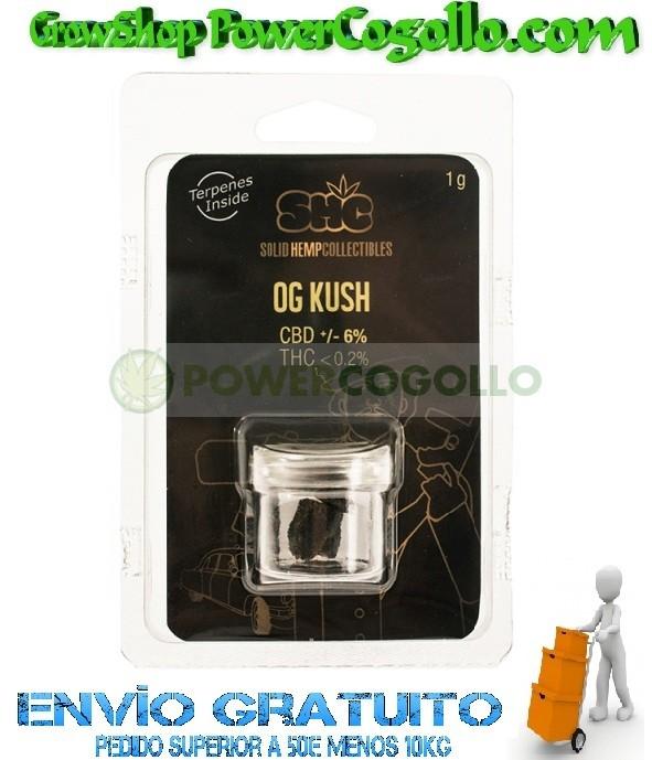 CBD Hash Og Kush 6% (SHC) 0