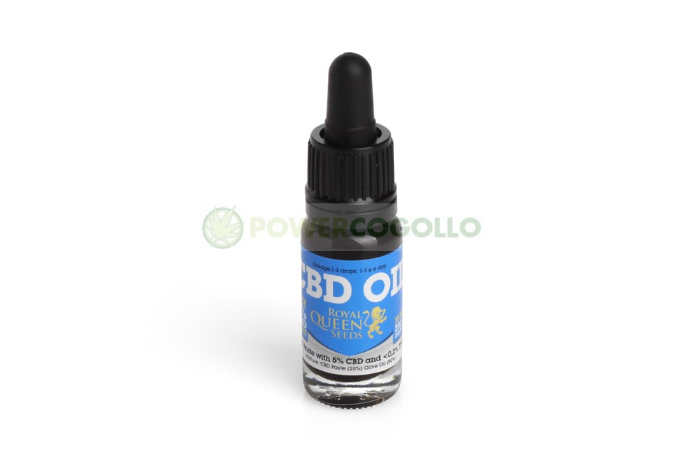 CBD OIL ROYAL QUEEN SEEDS 10 ML 1