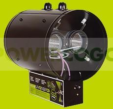 Ozonizador Uvonair CD1000-2 coronas Eliminza el Olor  0