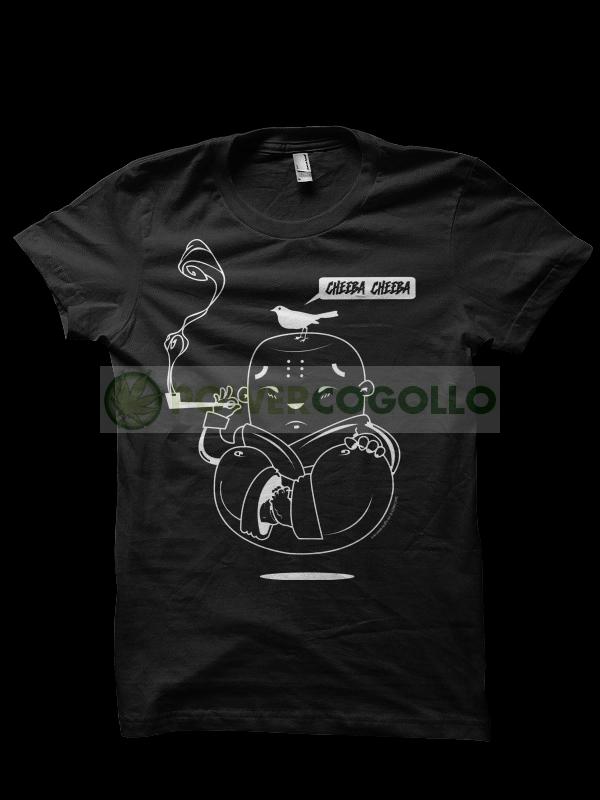 Camiseta Cheeba Cheeba 0