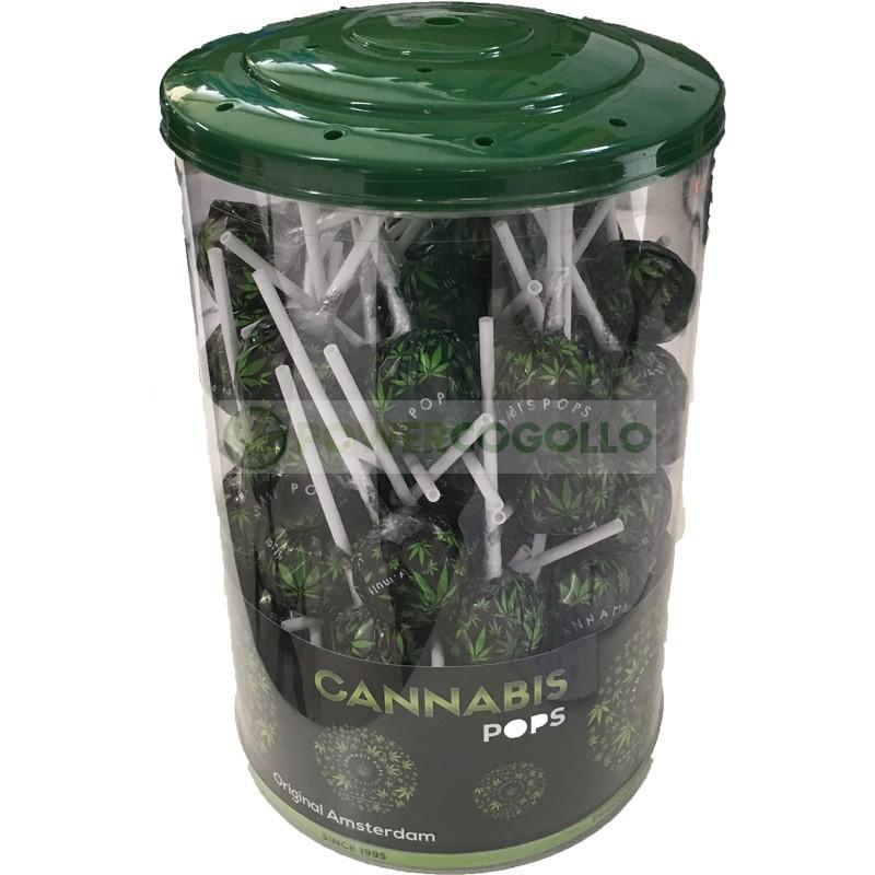 Chupa Chup Cannabis Pops Amsterdam Hoja 18g 0