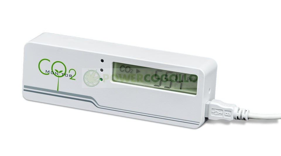 Medidor de Co2 Básico y Económico 0
