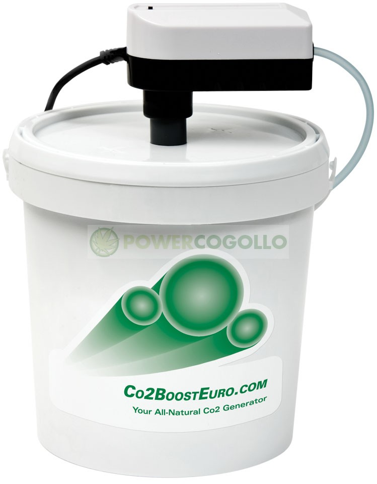 CO2 Boost (Generador CO2 para tu cultivo en interior) 0