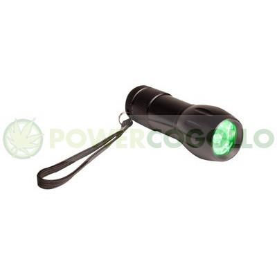 Comprar Linterna Active Eye Luz LED verde para el Cultivo 0