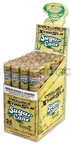 Cono Cyclon Hemp Blunt Sugar Cane 0