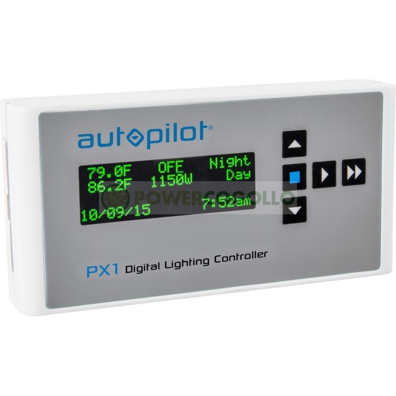 CONTROLADOR ILUMINACION DIGITAL AUTOPILOT PX1. 0