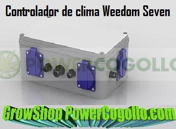 Controlador de clima Weedom Seven 0